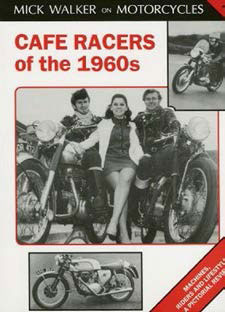 Cover of the book Cafe Racers of the 1960's