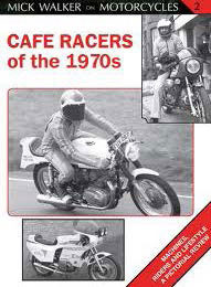 Cover of the book Cafe Racers of the 1970's