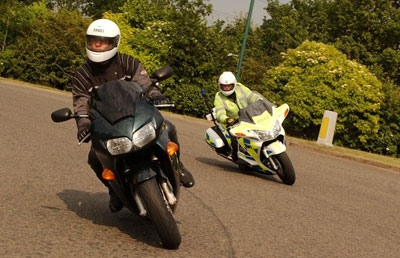 BikeSafe-Guided
