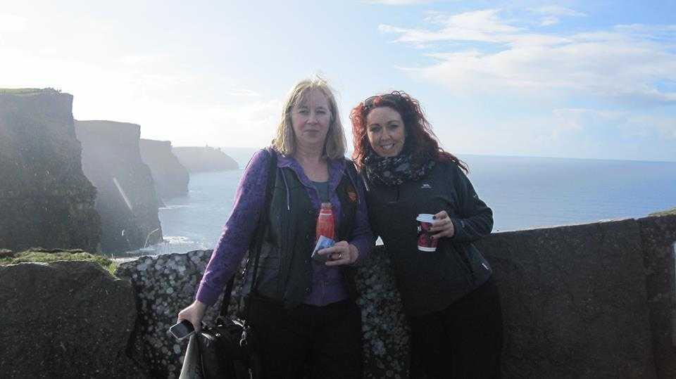 Annie cliffs