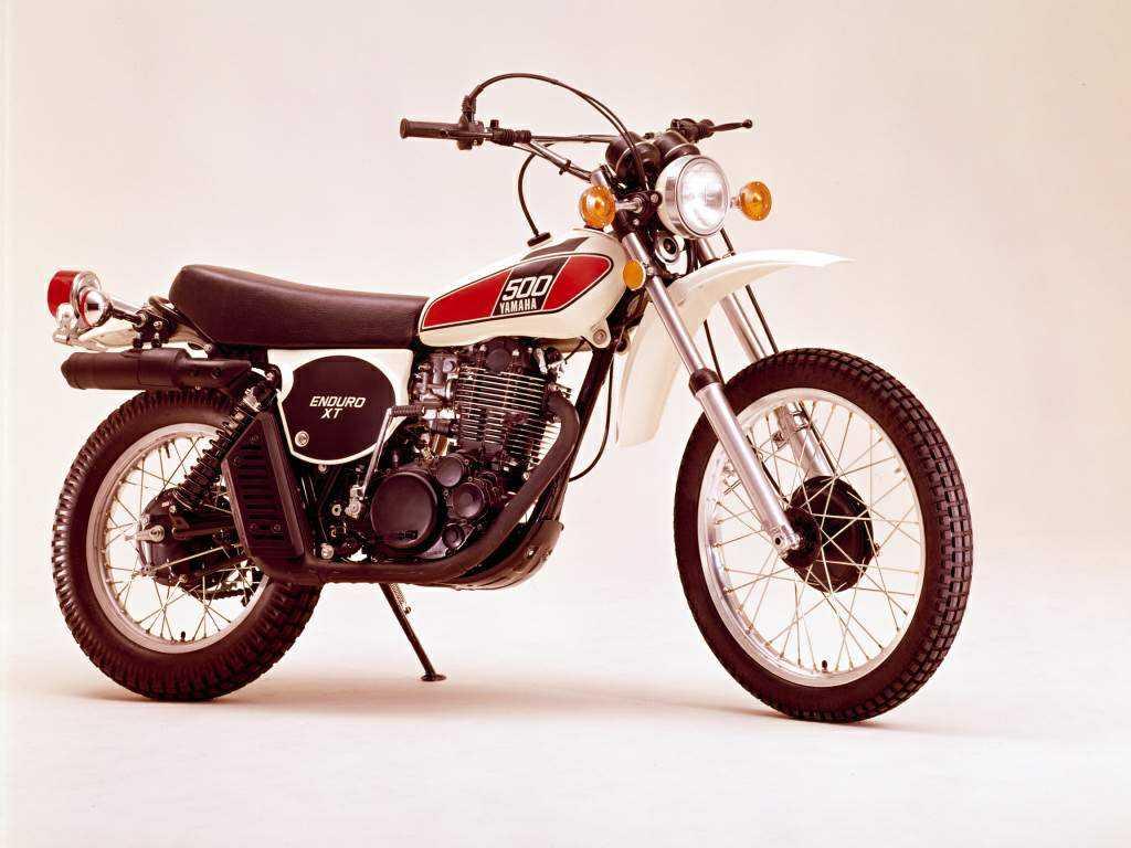 Yamaha XT500 76  3