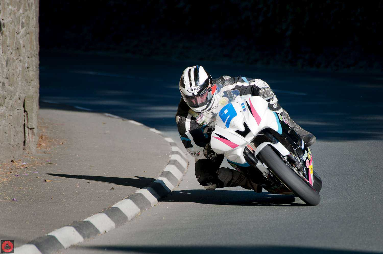 Michael Dunlop at the Isle of Man