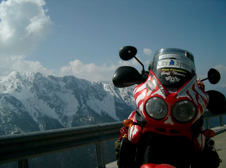 Tiger GT Alps
