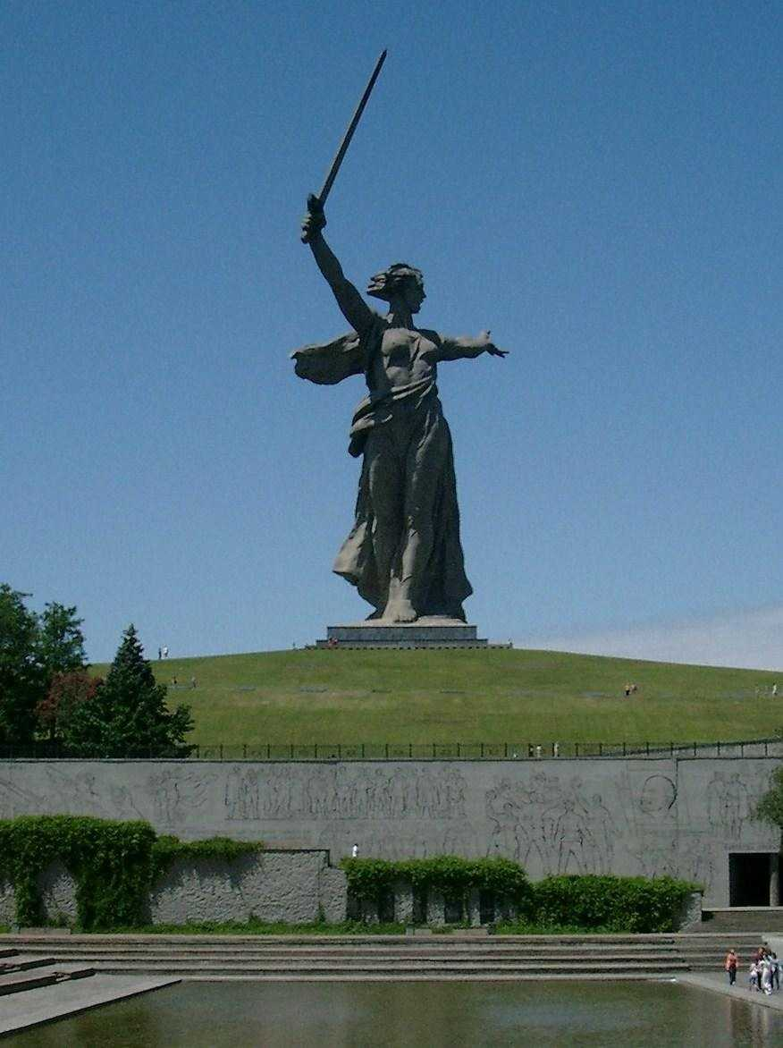 Volgograd Statue 3 copy