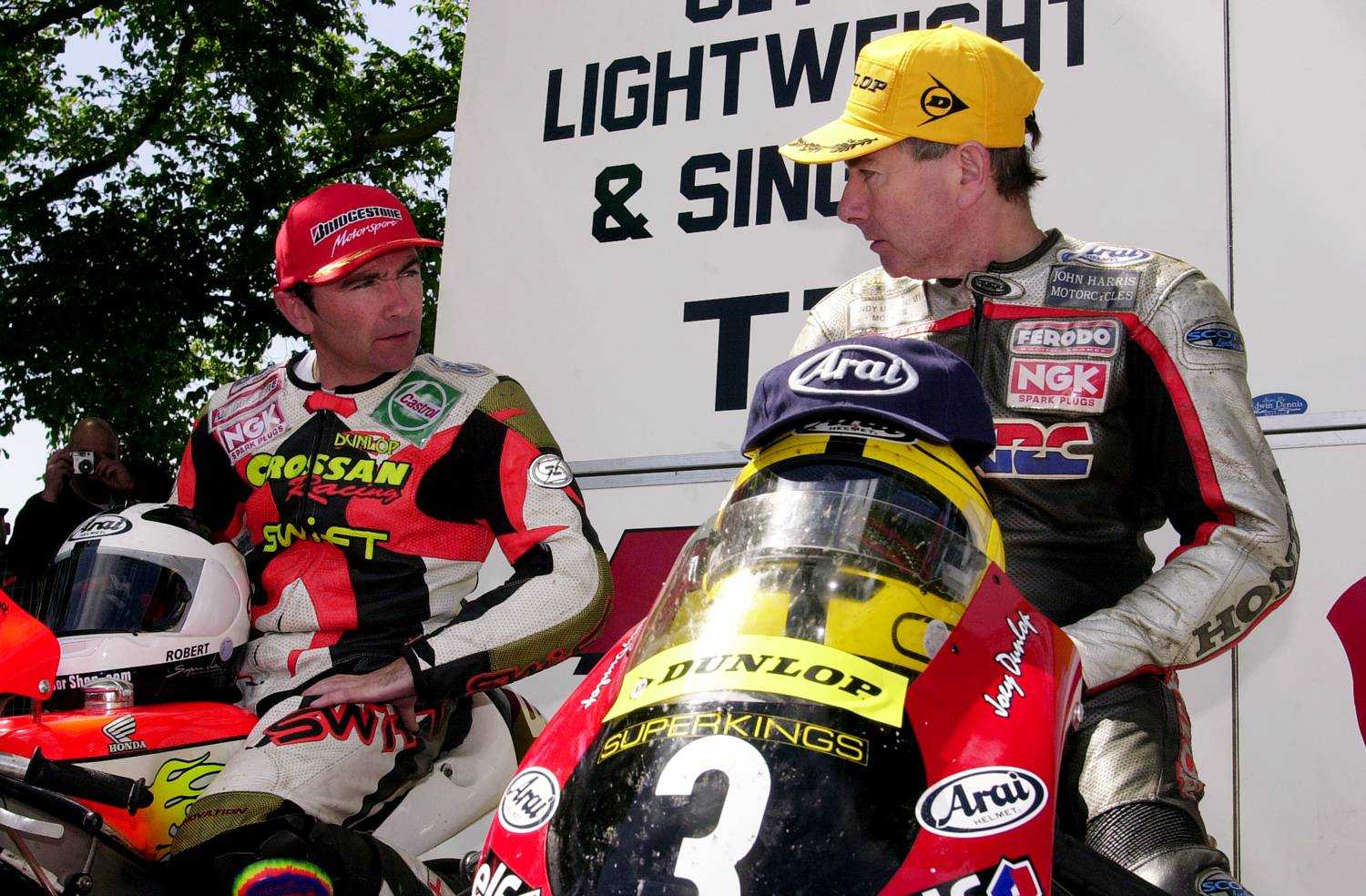 ROAD Robert & Joey Joey's final TT