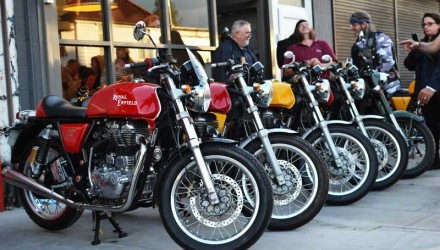 7 bikes
